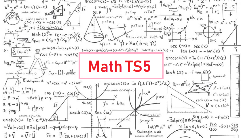 Mathématique TS secondaire 5 Claudia Perron