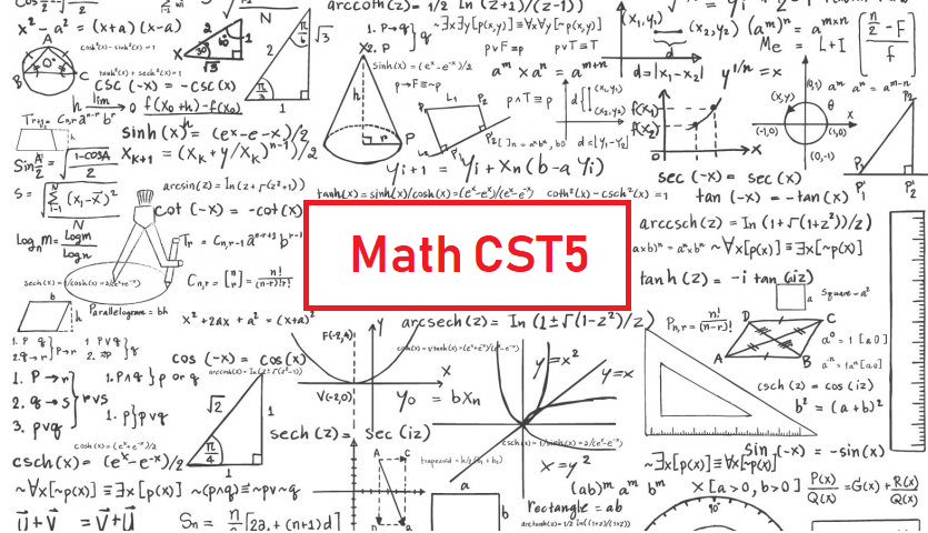 Mathématique CST secondaire 5 Claudia Perron
